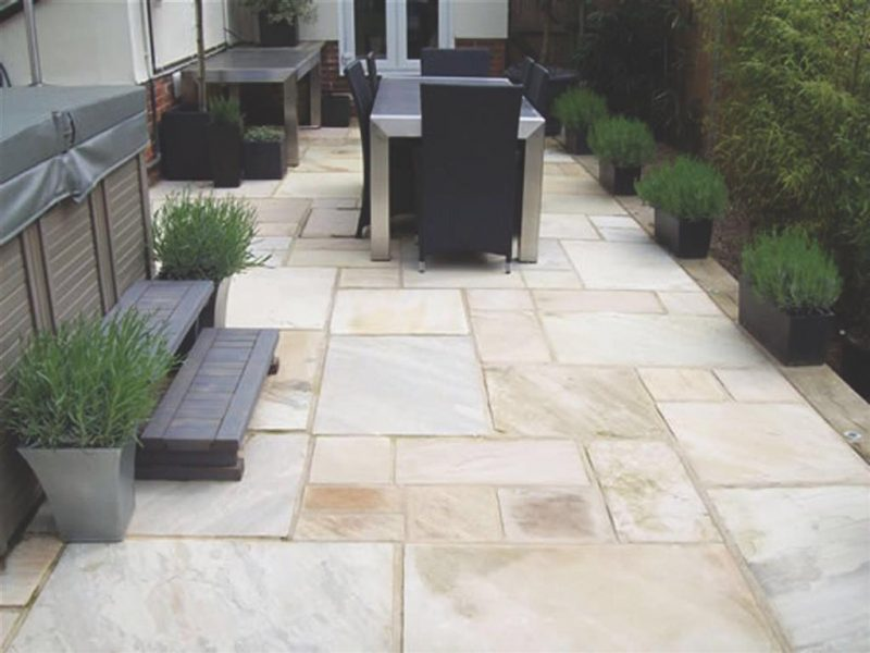 Natural Stone Installer for Patios in Croydon
